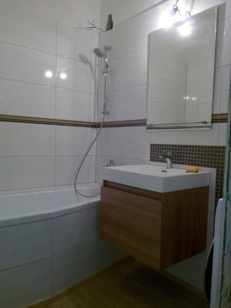 Koupelna, Dubina Pardubice // Obkladačské práce Vlašič